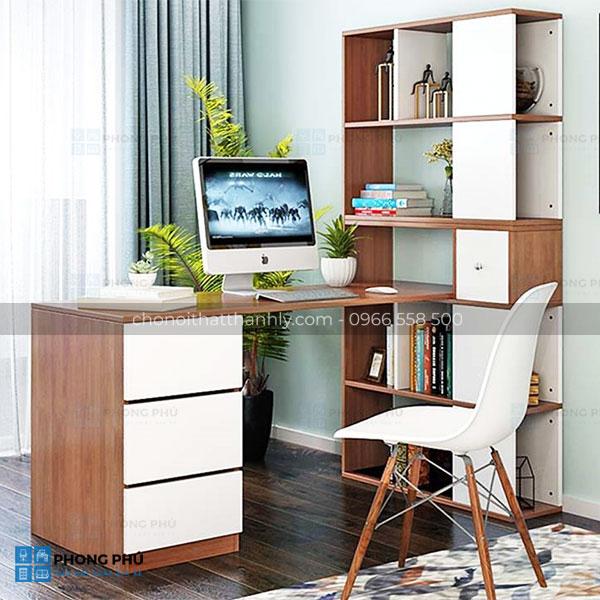 Những thiết kế bàn làm việc tại nhà mới và hiện đại nhất