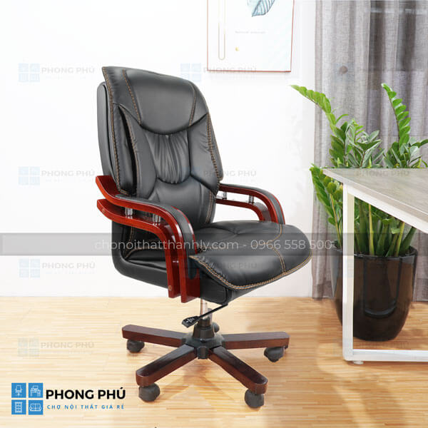 Sự đẳng cấp, hiện đại trong từng mẫu ghế giám đốc - 1