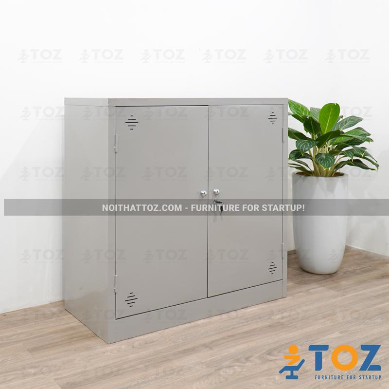 Ưu điểm vượt trội của dòng tủ sắt văn phòng | Nội thất TOZ - 1
