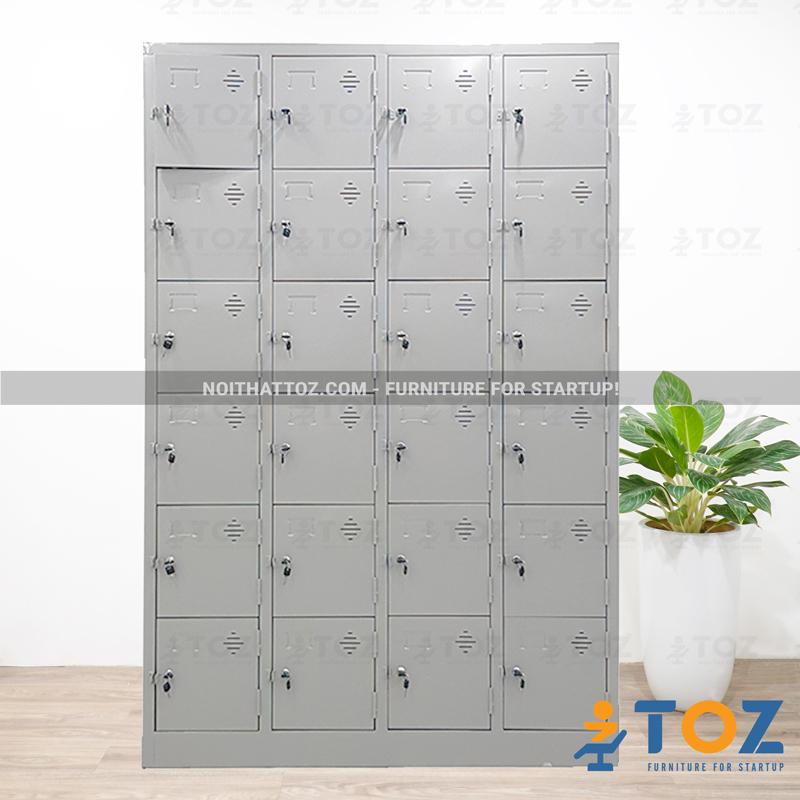 Ưu điểm vượt trội của dòng tủ sắt văn phòng | Nội thất TOZ - 2